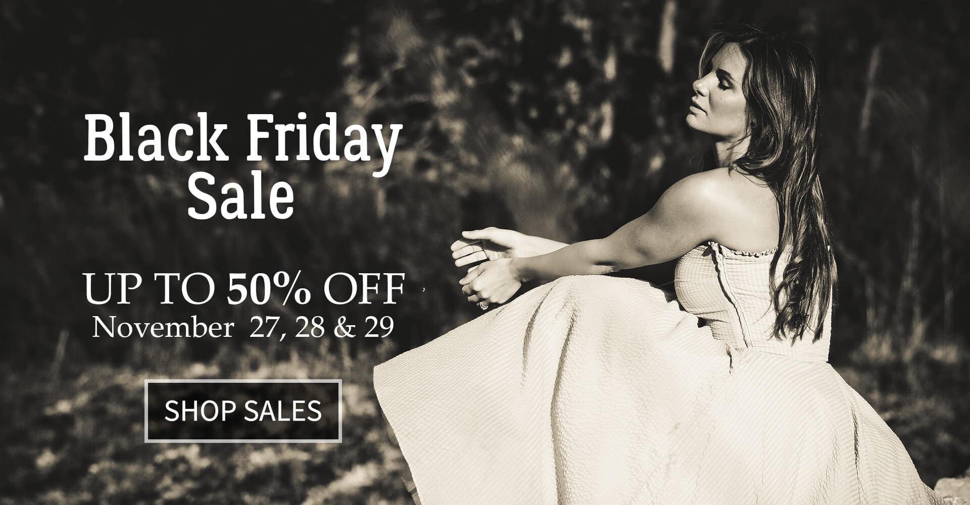 Seaflora Skincare Black Friday Sale