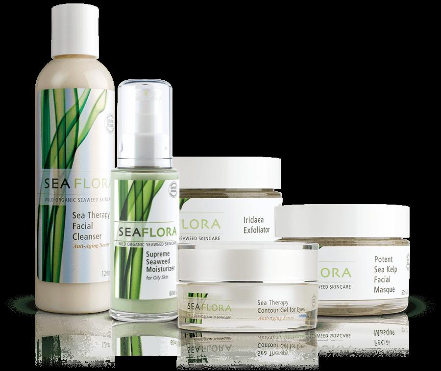 Seaflora Skincare Sooke BC