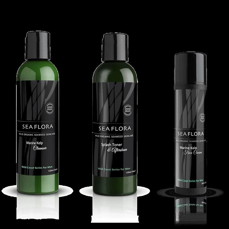 Shop Seaflora Skincare for Men