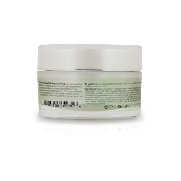 Sea Therapy Refining Facial Polish