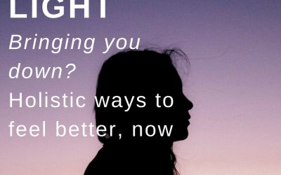 Lack of Light Bringing You Down? Holistic Ways to Fight Seasonal Affective Disorder (SAD) and Feel Better Now
