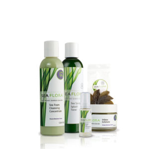 Normal To Dry Seaflora Skincare Set