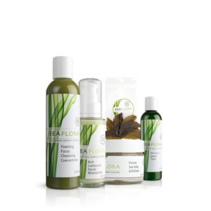 Normal To Oily Seaflora Skincare Set