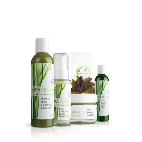 Normal To Oily Seaflora Skincare Set