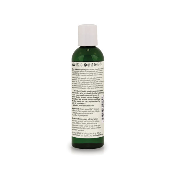 Sea Silk Massage Oil