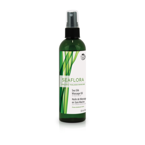 Sea Silk Massage Oil Blend (120mL)