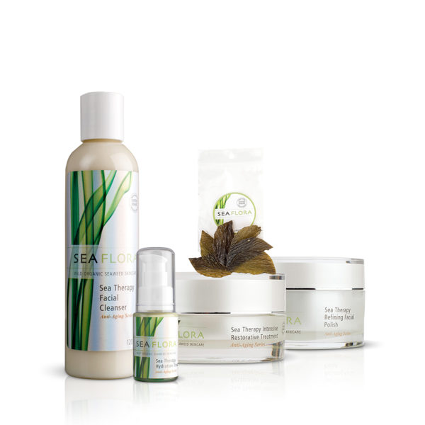 Sea Therapy Skincare Set by Seaflora