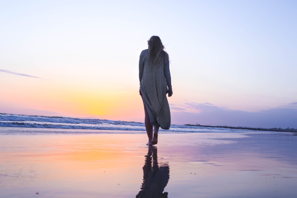 Sea Therapy and Self-Care Routines