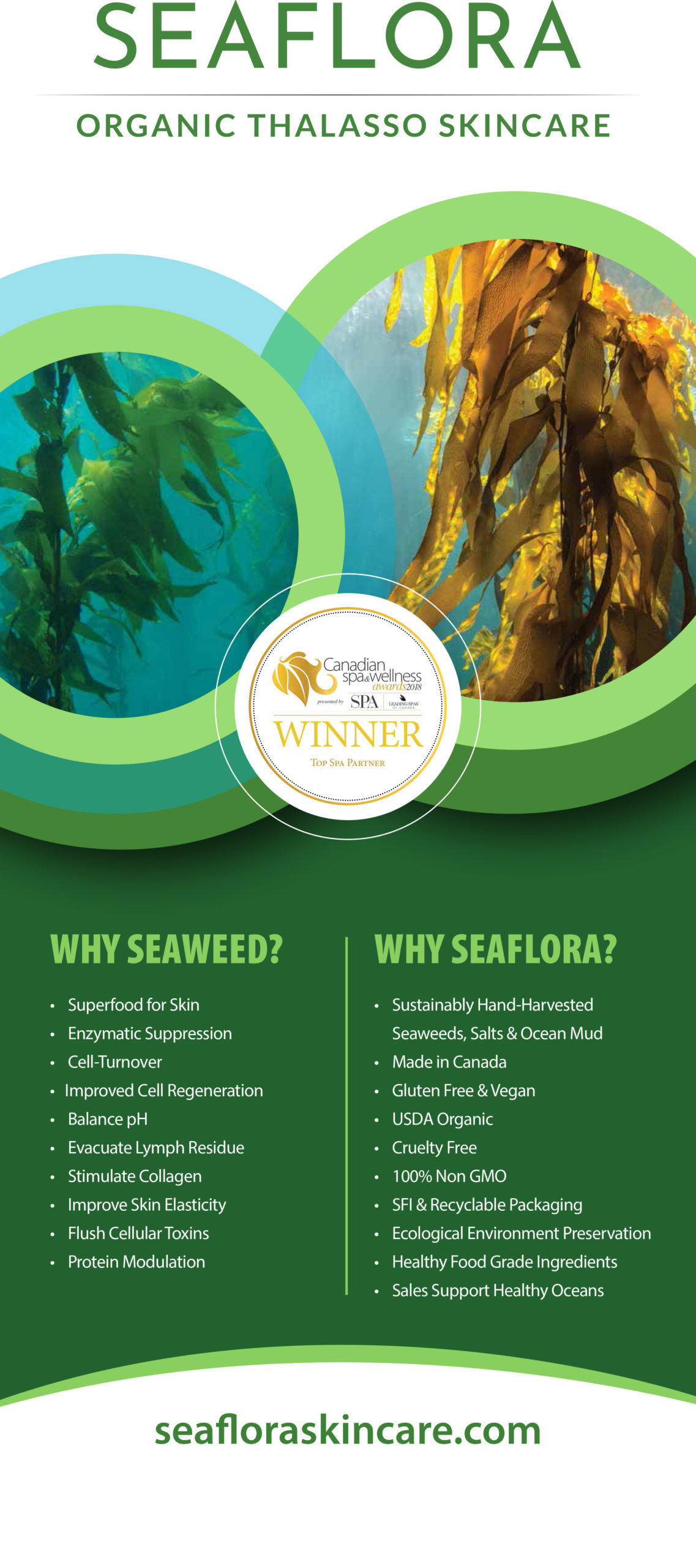 seaflora banners