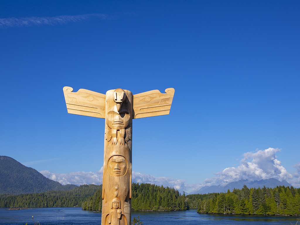 Ancient Thalasso Healing Practices of the First Nations People of Vancouver Island