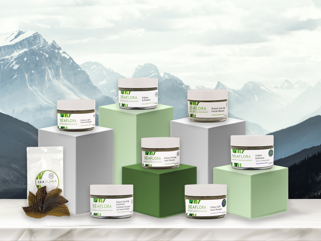 Seaflora Kaolin and Glacial Clay Products