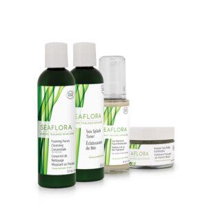 Hormonal Acne Skincare Set