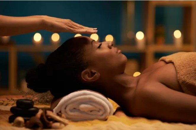 Energy Work in the Spa Industry